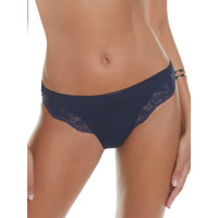 Sous-vêtements Femme Culottes & slips Selmark Slip Uxia Bleu