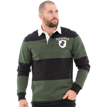 Vêtements Homme Polos manches longues Ruckfield Polo de rugby Vintage Beige