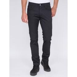 Vêtements Homme Pantalons 5 poches Ritchie Pantalon 5 poches VADAN Noir