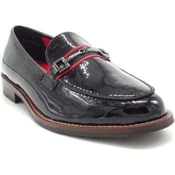 Chaussures Femme Mocassins Ara 31238 NOIR VERNI