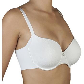 Sous-vêtements Femme Brassières Selene Soutien-gorge push-up à armatures Morella Blanc