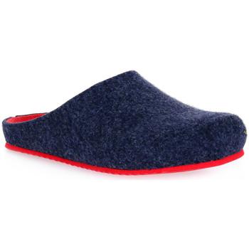 Chaussures Femme Chaussons Grunland BLU EURO Blu