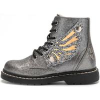 Chaussures Garçon Boots Lelli Kelly - Ali di fata grigio LK 5546 GRIGIO