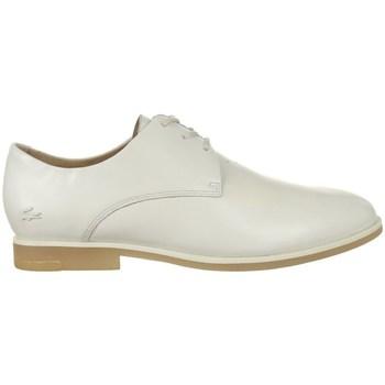 Chaussures Femme Derbies Lacoste Cambrai Creme
