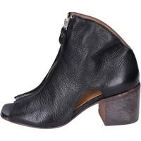 Chaussures Femme Bottines Moma BK475 Noir