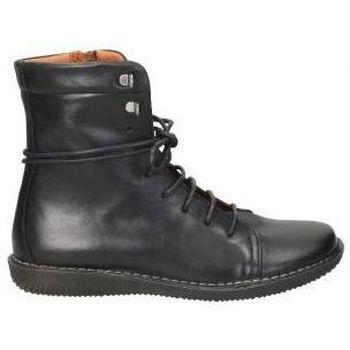 Chaussures Femme Bottines Chacal BOTINES  5212 MODA JOVEN NEGRO Noir