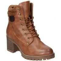 Chaussures Femme Bottines Deity BOTINES  YQB16501 MODA JOVEN CUERO Marron