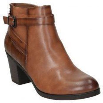 Chaussures Femme Bottines Deity BOTINES  YSY18505 SEÑORA CUERO Marron