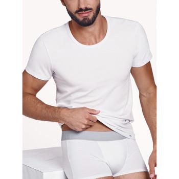 Vêtements Homme T-shirts manches courtes Lisca T-shirt manches courtes Hercules  Men Blanc