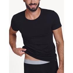Vêtements Homme T-shirts manches courtes Lisca T-shirt manches courtes Hercules  Men Noir
