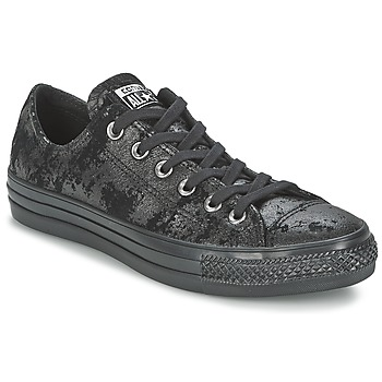 Chaussures Femme Baskets basses Converse CHUCK TAYLOR ALL STAR HARDWARE Noir