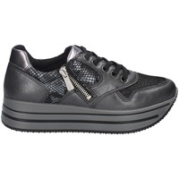 Chaussures Femme Baskets basses IgI&CO 61662/00 Noir
