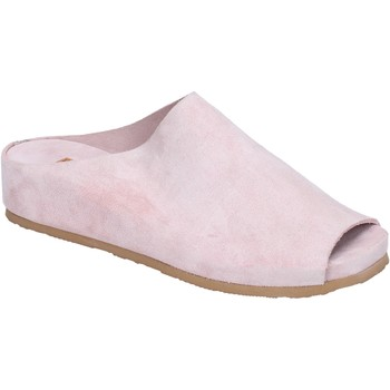 Chaussures Femme Mules Moma BK480 Rose