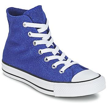 Basket montante Converse CHUCK TAYLOR ALL STAR KNIT Bleu roi 350x350