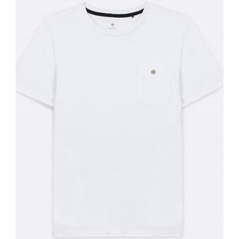 Vêtements Homme T-shirts & Polos Faguo Olonne Blanc