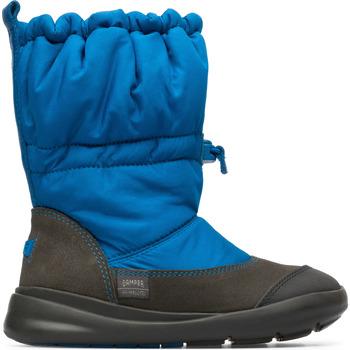 Chaussures Garçon Bottes de neige Camper Bottines ERGO multicolor