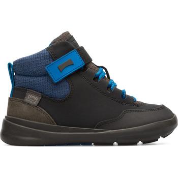Chaussures Garçon Boots Camper Baskets à lacets ERGO noirbleu