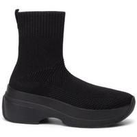 Chaussures Femme Boots Vagabond Shoemakers Bottines noires Sprint 2.0 Noir
