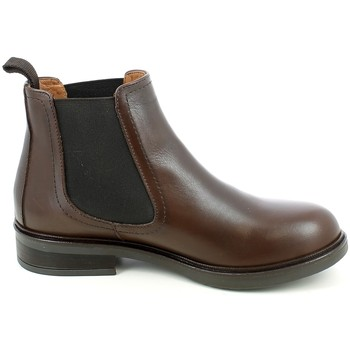 Chaussures Femme Low boots L'angolo 1144.02_36 Marron