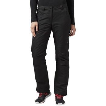 Vêtements Femme Chinos / Carrots Reebok Sport Foundation Padded Noir