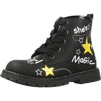 Chaussures Fille Bottes Chicco COLLES Noir