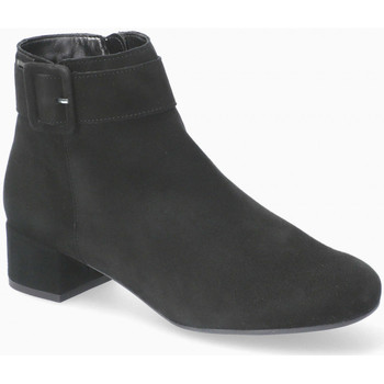 Chaussures Femme Bottines Mephisto Bottines cuir BALINA Noir