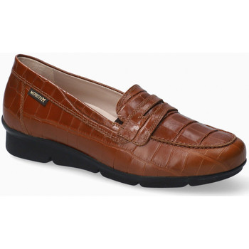 Chaussures Femme Mocassins Mephisto Mocassin cuir DIVA Marron
