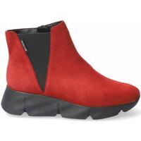 Chaussures Femme Bottines Mephisto Boots velours HAZELINA Noir