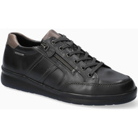 Chaussures Homme Baskets basses Mephisto Chaussures LISANDRO W. châtain Noir