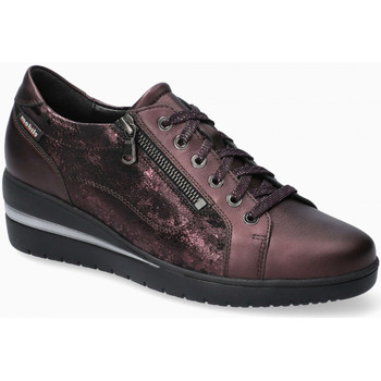Chaussures Femme Baskets basses Mephisto Baskets PATSY bleues Rouge