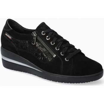 Chaussures Femme Baskets basses Mephisto Chaussures PATSY SHINY noires Noir