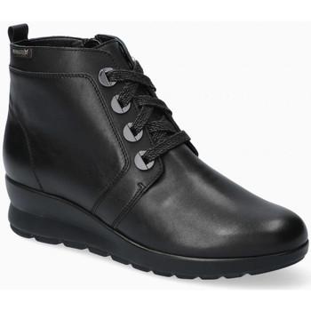 Chaussures Femme Boots Mephisto Bottines cuir PHILIPA Noir