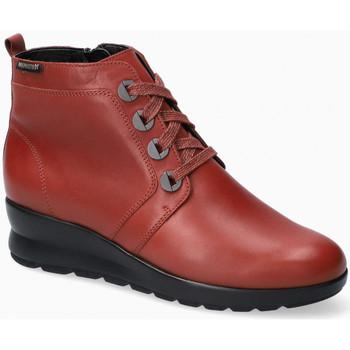 Chaussures Femme Boots Mephisto Bottines cuir PHILIPA Orange