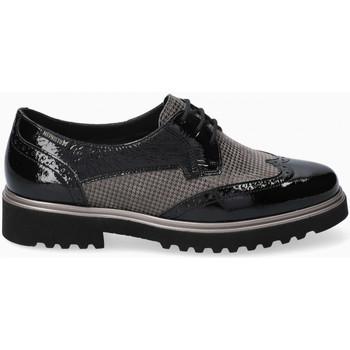 Chaussures Femme Derbies Mephisto Derbies cuir SELENIA Noir