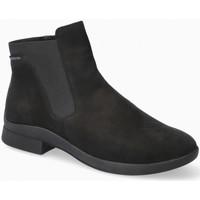 Chaussures Femme Boots Mephisto Bottines SORIA noires Noir