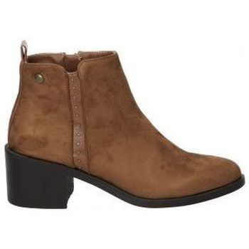 Chaussures Femme Bottines D'angela BOTINES  DSY18005 MODA JOVEN TABACO Marron