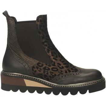 Chaussures Femme Bottines Le Pepé PIUMA ZAMBIA nero