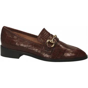 Chaussures Femme Mocassins Il Borgo Firenze COCCO M cioccolato