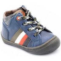 Chaussures Garçon Boots Stones and Bones vaso bleu