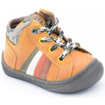 Chaussures Garçon Boots Stones and Bones vaso Marron