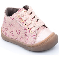 Chaussures Fille Boots Stones and Bones 4031 wand Rose