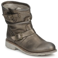 Chaussures Femme Boots Bikkembergs VINTAGE 502 Lead