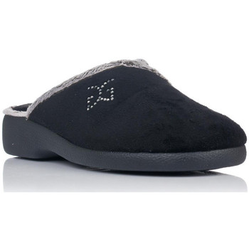 Chaussures Homme Chaussons Garzon 3305.247 Negro