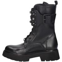 Chaussures Femme Low boots Janet Sport 46751 NOIR