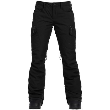 Vêtements Femme Pantalons cargo Burton Women  GoreTex Pant True Black