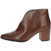 Chaussures Femme Bottines Paola Ferri D4676 Marron