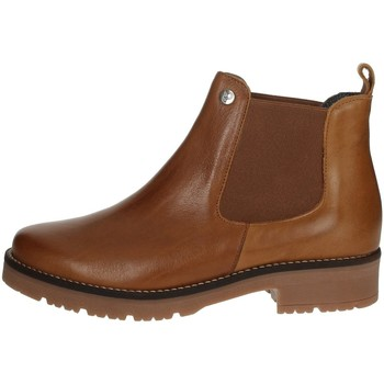 Chaussures Femme Boots Pitillos 6432 Marron cuir