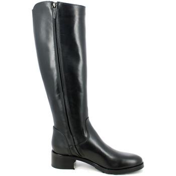 Chaussures Femme Bottes L'angolo PST1995.01_38 Noir