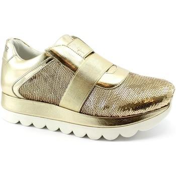 Chaussures Femme Slip ons Café Noir CAF-RRR-DB255-PL Oro