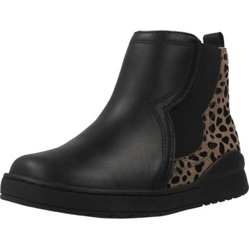 Chaussures Fille Bottes Biomecanics 201207 Noir